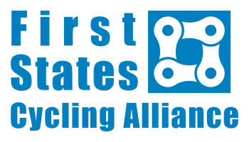 First States Cycling Alliance logo.