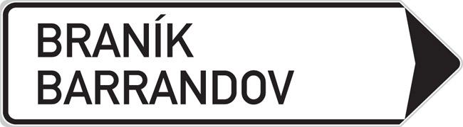 Czech Local Sign