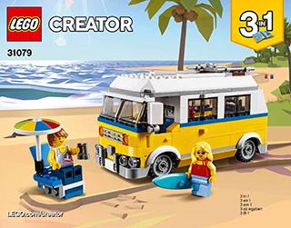 31079: Sunshine Surfer Van (2018)