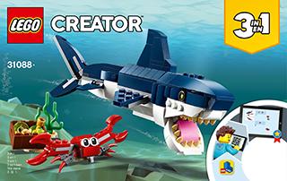 31088: Deep Sea Creatures (2018)