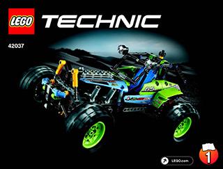 42037: Formula Off-Roader (2015)