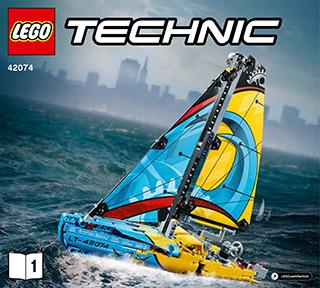 42074: Racing Yacht (2017)