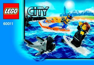 60011: Surfer Rescue (2013)