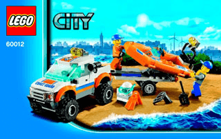 60012: 4x4 & Diving Boat (2013)