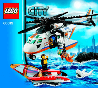 60013: Coast Guard Helicopter (2017)