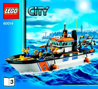 60014: Coast Guard Patrol (2013)