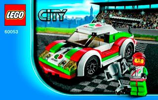 60053: Race Car (2013)