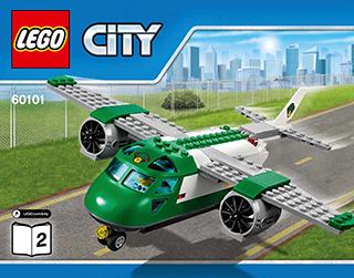 60101: Airport Cargo Plane (2016)