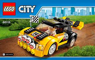 60113: Rally Car (2015)