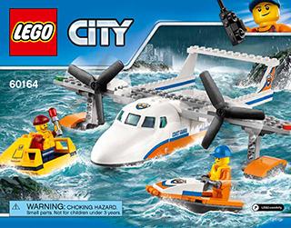 60164: Sea Rescue Plane (2017)