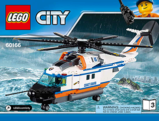 60166: Heavy-Duty Rescue Helicopter (2017)