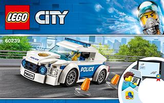 60239: Police Patrol Car (2019)