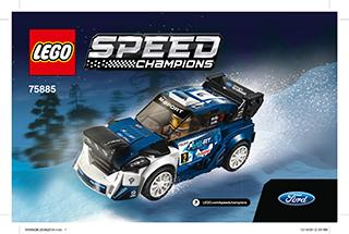 75885: Ford Fiesta M-Sport WRC (2018)