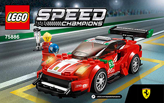 75886: Ferrari 488 GT3 Scuderia Corsa (2018)
