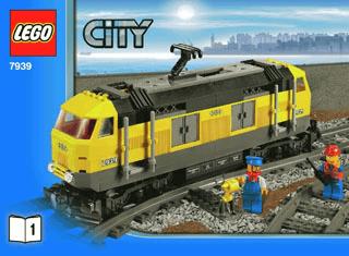 7939: Cargo Train (2010)