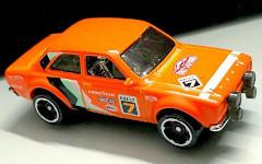 Hot Wheels 1970 Escort RS1600