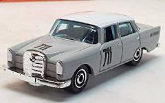 1962 Mercedes-Benz 220 SE, Ewy Rosqvist